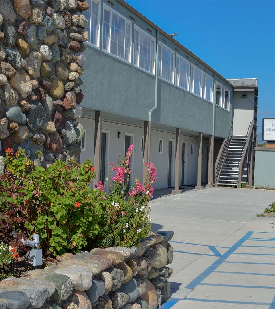 CHECK OUT THE LIFESTYLE AMENITIES AND SERVICES  AT OUR SAN SIMEON MOTEL